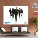 Leverage Get Ready To Get Even Tv Series Huge Giant Poster