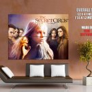 Discover Your Power The Secret Circle Cassie Adam Tv Series Huge Giant Poster