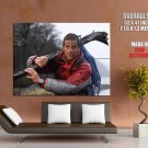 Bear Grylls Ultimate Survivor Man Vs Wild GIANT 63x47 Print Poster