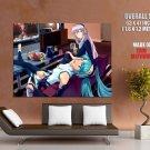 Vocaloid Hatsune Miku Megurine Luka Rin Anime Art Huge Giant Poster