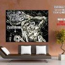 Flesh Ravenfrost Dead Scary Vintage Retro Art Huge Giant Poster