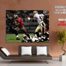 Carnell Williams Tampa Bay Buccaneers Nfl Football Sport Huge Giant Poster