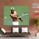 Novak Djokovic Hot Atp Tennis Sport Huge Giant Print Poster