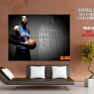 Amare Stoudemire Empire State Building Huge Giant Print Poster
