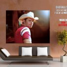 Brad Douglas Paisley Country Music Huge Giant Print Poster