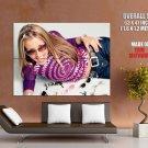 Anastacia Hot Singer R B Soul Music Huge Giant Print Poster