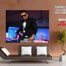 Nelly Concert Live Hip Hop R B Music Huge Giant Print Poster