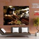 Alicia Keys Revolver Gun R B Music Huge Giant Print Poster