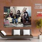 Tokio Hotel Band Pop Rock Music Huge Giant Print Poster
