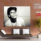 Wiz Khalifa Smoking Bw Hip Hop Rap Huge Giant Print Poster