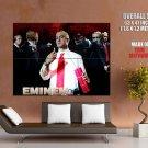 Eminem Dynomite Hip Hop Rap Music Huge Giant Print Poster