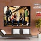 Korn Nu Metal Rock Band Music Huge Giant Print Poster