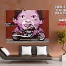 Harley Davidson Fxcwc Rocker Chopper Huge Giant Print Poster
