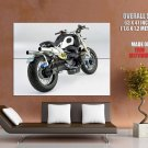 Bmw Lo Rider Concept Bike Motorcycle Huge Giant Print Poster