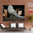Olivia Wilde Hot Brunette Girl Huge Giant Print Poster