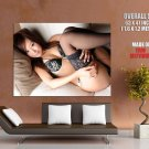 Ayako Yamanaka Hot Japanese Sexy Babe Huge Giant Print Poster
