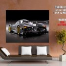 Pagani Zonda R Sport Car Huge Giant Print Poster