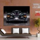 Pagani Zonda R Rear Supercar Huge Giant Print Poster