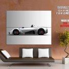 Bizzarrini Livorno P538 Supercar Huge Giant Print Poster