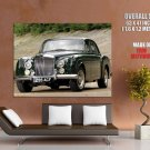 Bentley S2 Continental Flying Spur Retro Huge Giant Print Poster