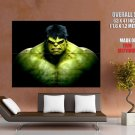 Green Hulk Comics Dark Fantasy Art Huge Giant Print Poster