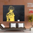 Hot Girl Sexy Titts Nipples Cool Art Style Huge Giant Print Poster