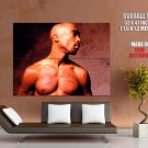 Tupac Shakur 2 Pac Tattoo Scar Male Huge Giant Print Poster