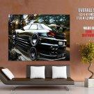 Subaru Impreza Reflection Car Auto Huge Giant Print Poster