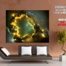 Nebula Galaxy Universe Stars Space Huge Giant Print Poster