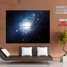 Galaxy Stars Universe Space Huge Giant Print Poster