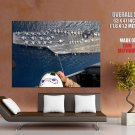 AC Military Aircraft Carrier Navy HUGE GIANT Print Poster