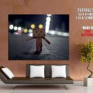 Alone Amazon Robot Abstraction Huge Giant Print Poster
