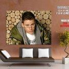 Channing Tatum Hot Portrait Actor HUGE GIANT Print Poster