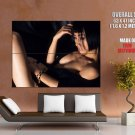 Bai Ling Asian Hot Sexy Female Huge Giant Print Poster