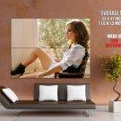 Emma Watson Sexy Legs Actress Huge Giant Print Poster