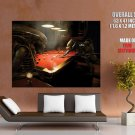 Lets Play Pool Alien Vs Predator Huge Giant Print Poster