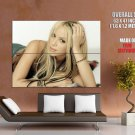 Shakira Sexy Blonde Hottest Women HUGE GIANT Print Poster
