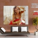 Shakira Sexy Smile Hottest Women HUGE GIANT Print Poster
