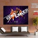 Kobe Bryant Vs Steve Nash Nba Huge Giant Print Poster