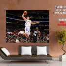 Blake Griffin Dunk La Clippers Nba Huge Giant Print Poster