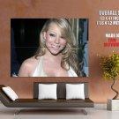 Mariah Carey New Music Huge Giant Print Poster