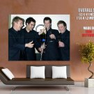 G4 Band Group New Music Huge Giant Print Poster
