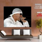 Daddy Yankee Live Concert Music HUGE GIANT Print Poster