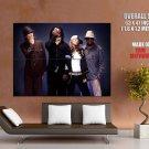Black Eyed Peas Group Music New Huge Giant Print Poster