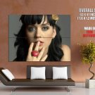 Katy Perry Shiny Eyes Print Huge Giant Poster