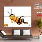 Bee Movie Barry Benson Art Print Huge Giant Poster