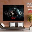 Chiwetel Ejiofor Movie Art Print Huge Giant Poster
