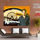 Adventureland Connell Movie Art Print Huge Giant Poster