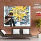 Days Summer Movie Art Print Huge Giant Poster