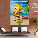 The Spongebob Movie Cartoon Comedy Huge Giant Print Poster